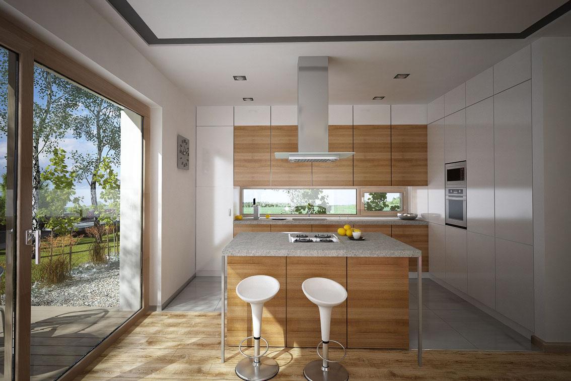 Domy Z Miętą Projekty Powtarzalne Domów Dom Dla